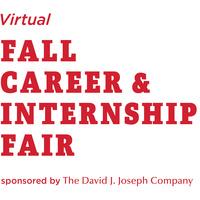 Fall Career & Internship Fair (Virtual)
