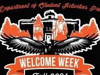 Fall 2021 Welcome Week