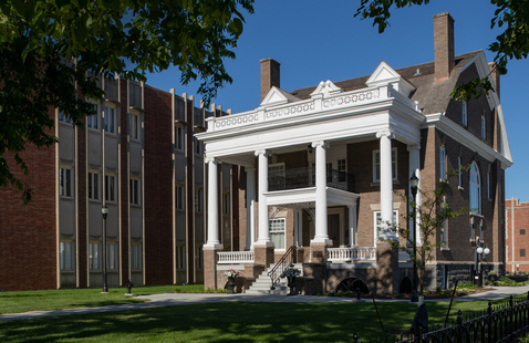 Gershman Graduate Center   Public Tours