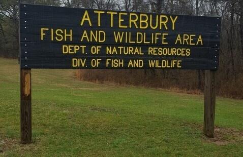 Atterbury FWA sign