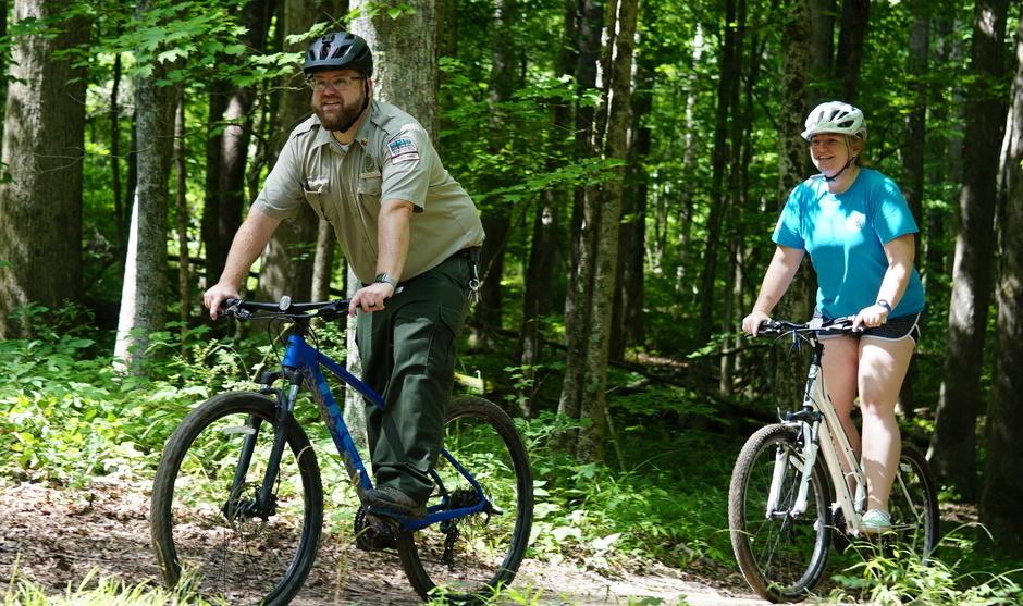 GoBikeIN Beginners Mountain Bike Workshop, Brown County State Park