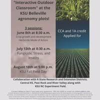 Summer Crop Plot Tours