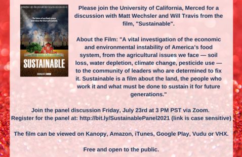 Sustainable: A Panel Discussion