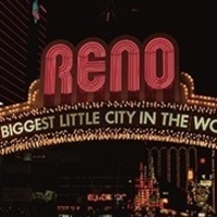 Image of the iconic Reno Arch - Reno The Biggest Little City in the World