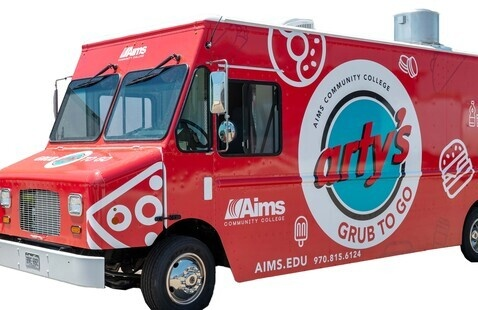 Arty's Grub to Go food truck