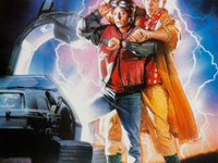 College Town Movie Night: Back to the Future II