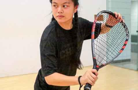 Intramural Sports Racquetball Singles Tournament