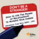 Don't Be A Stranger: How to Use The Power of Relationships to Advance Your Career
