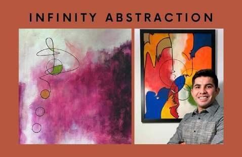Isaac Alcantar: Infinity Abstraction