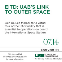 UAB School of Engineering Virtual Presentation of the Engineering and Innovative Technology Department