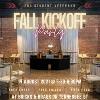 FSU Student Veterans Center Fall Kick-Off Party