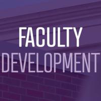 Faculty Development: CEE Community of Practice Summer Meeting
