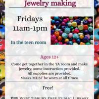 Teen Jewelry Making