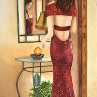 """Claire-voyance"" by Featured Artist Tami Topalu"