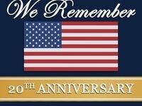 9/11 20th Anniversary Memorial