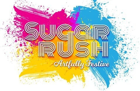 Sugar Rush flyer