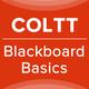 COLTT - Blackboard Basics