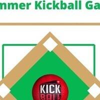 Summer Kickball Game