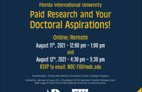 Paid Research and Your Doctoral Aspirations!
