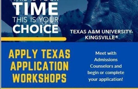 2021 Application workshop