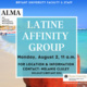 ALMA Faculty & Staff Latine Affinity Group