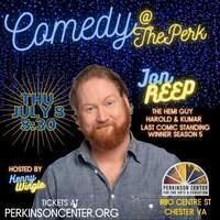 Comedy @ The Perk: Jon Reep