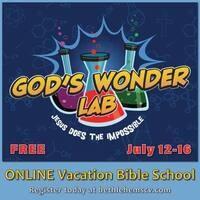 VBS God's Wonder Lab