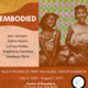 Group Exhibition: Embodied - Black Women of Print