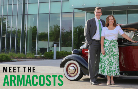 Meet the Armacosts in Watford City