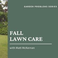 Fall Lawn Care Webinar