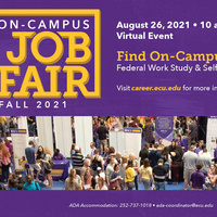On Campus Job Fair