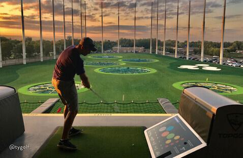 Tiger Escape: Top Golf