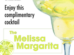 Free Margarita Every Thursday in July