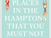 Author Event - 111 Places In The Hamptons That You Must Not Miss