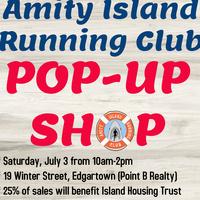 Pop-Up Shop: Amity Island Running Club