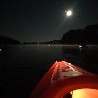 Moonlight Paddle