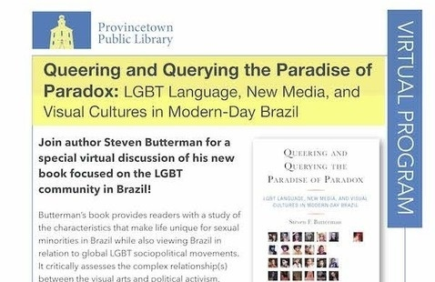 Premiere Release of Dr. Steven Butterman's Queering and Querying the Paradise of Paradox