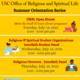 ORSL Summer Orientation events