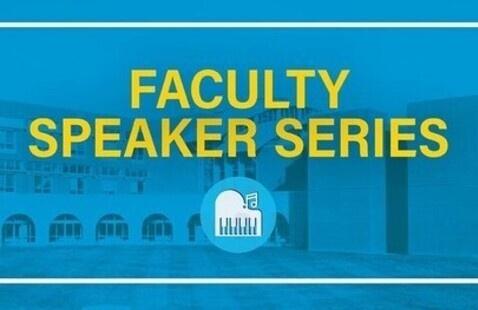 Faculty Speaker Series