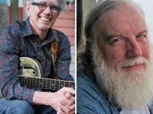 Roots Cafe: Billy Kemp & Geoffrey Himes Live Streaming + In-person Concert