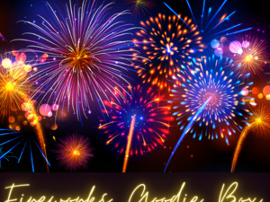 Student Activities Presents - Oberlin City Fireworks Goodie Box!