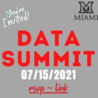 2021年夏季数据峰会