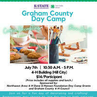 Graham County Day Camp