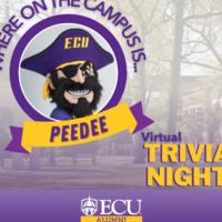 Where on the campus is ... PeeDee - Trivia Night