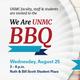 #WeAreUNMC BBQ