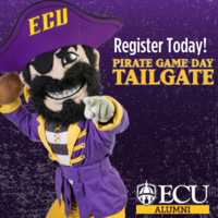 Pirate Game Day Tailgate