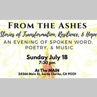 From the Ashes - Stories of Transformation, Resilience and Hope