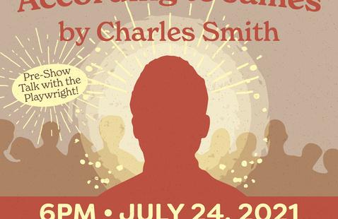 """Virtual Benefit Reading of """"The Gospel According to James"""" by Charles Smith"""