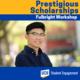 (PSA) Fulbright: Essay Brainstorming