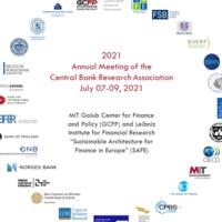 The CEBRA 2021 Annual Meeting (July 7-9)